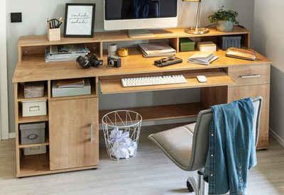 Schreibtisch »Tim«, Breite 180 cm