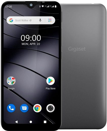 Gigaset GS110 Smartphone (15,5 cm/6,1 Zoll, 16 GB Speicherplatz, 8 MP Kamera)