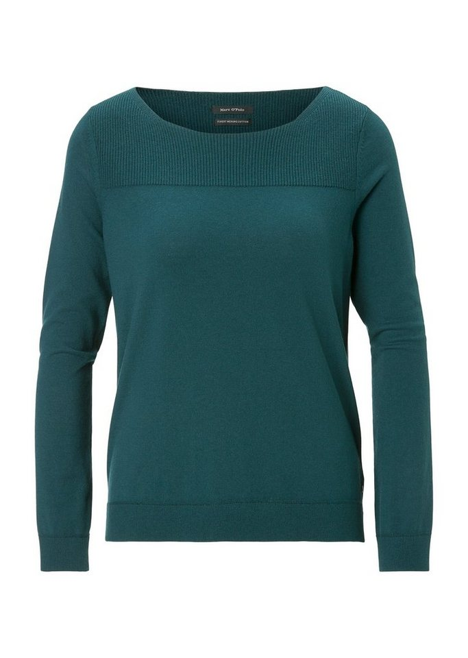 on sale 80304 92055 OTTO | Damen Marc O´Polo Marc O Polo Strickpullover grün ...