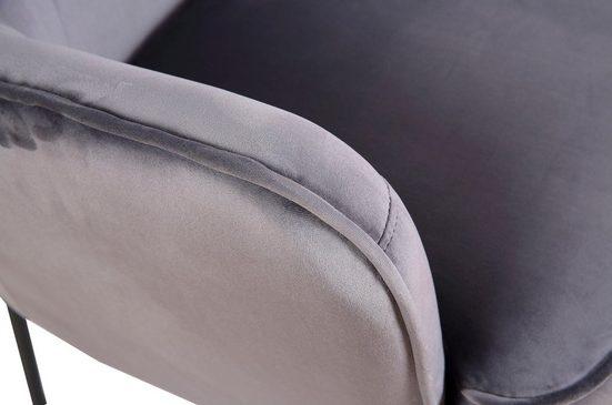 Homexperts Sessel »Tiffy« (1-tlg)  Sessel wahlweise mit Hocker
