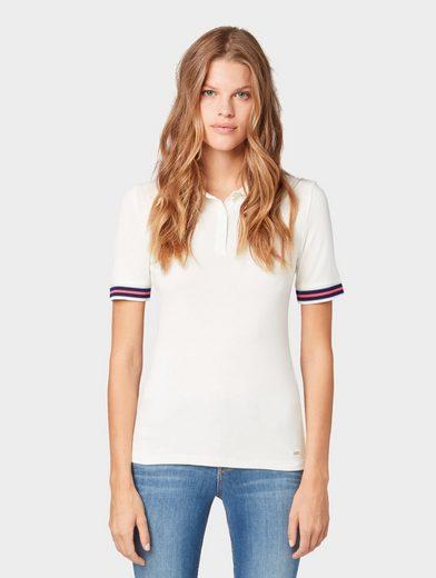 TOM TAILOR Denim Poloshirt »Polo-Shirt«