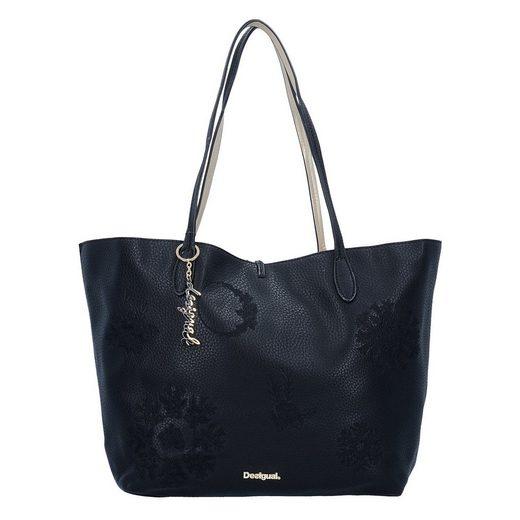 Desigual BOLS Capri Alice Shopper Tasche 30 cm