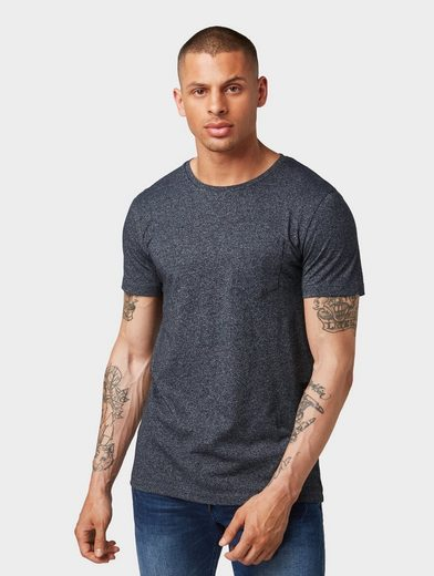 TOM TAILOR Denim T-Shirt »T-Shirt mit Brusttasche«