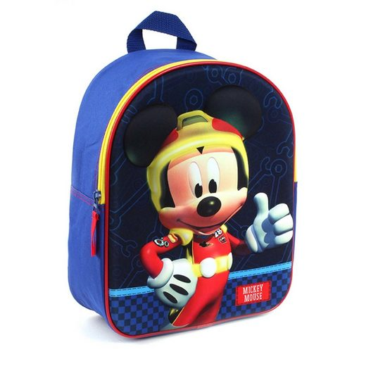 HTI-Living Rucksack »Mickey Mouse Believing 3D«
