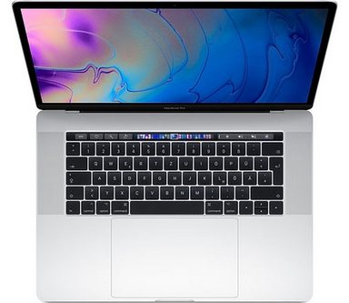 Apple MacBook Pro TouchBar »Intel Core, 39,1 cm (15,4), 16 GB«