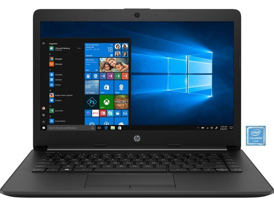 HP Notebook 14-ck0211ng »35,56cm (14) Intel® Celeron® N4000, 64GB, 4 GB«