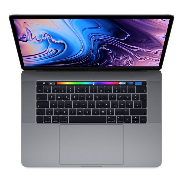 Apple MacBook Pro Touch Bar CTO »Intel Core, 39,1 cm (15,4), SSD«
