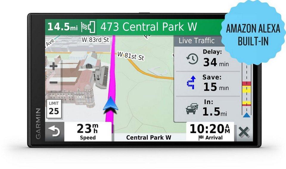 garmin navigationsger t drivesmart 65 mit amazon alexa mt. Black Bedroom Furniture Sets. Home Design Ideas
