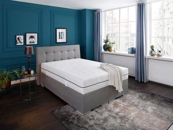 Komfortschaummatratze »Grand Master«, BeCo EXCLUSIV, 26 cm hoch, Raumgewicht: 26, Luxus-Schlaf zum Jubiläumspreis