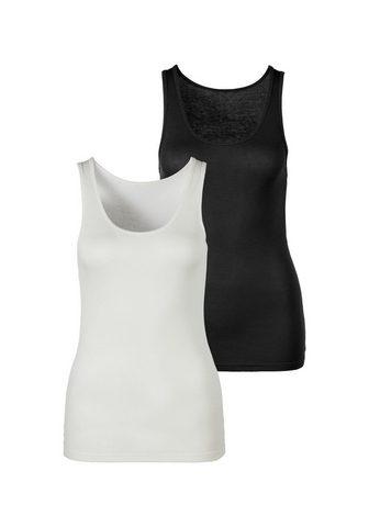 S.OLIVER BODYWEAR Marškinėliai be rankovių