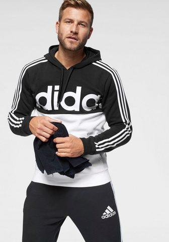 ADIDAS PERFORMANCE Sportinis megztinis su gobtuvu »M ESS ...