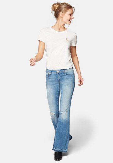 Mavi Bootcut-Jeans »PEACE« bootcut