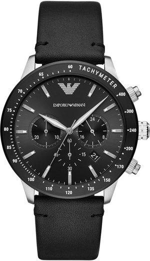 Emporio Armani Chronograph 187 Ar11243 171 Online Kaufen Otto