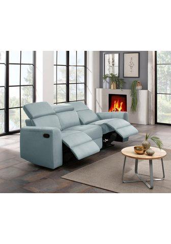 HOME AFFAIRE Trivietė sofa »Sentrano«