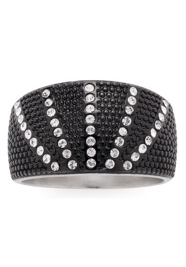 LEONARDO Fingerring »Dina, 016947, 016948, 016950, 016951«, mit Kristallsteinen