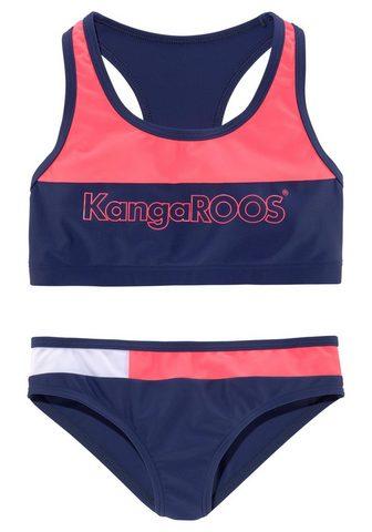 KANGAROOS Bikini maudymosi kostiumėlis (1 vienet...