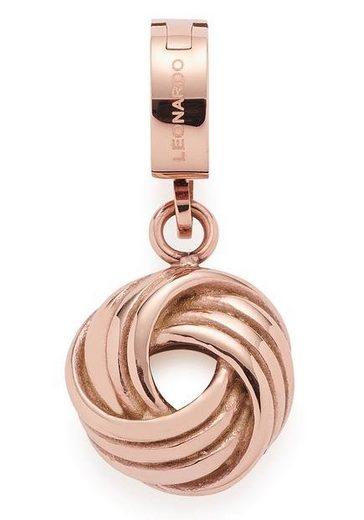 LEONARDO Charm-Einhänger »Knoten, Leoni Darlin's, 017029«