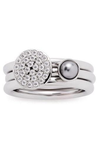 LEONARDO Žiedų rinkinys »Micca 016961 016962 01...