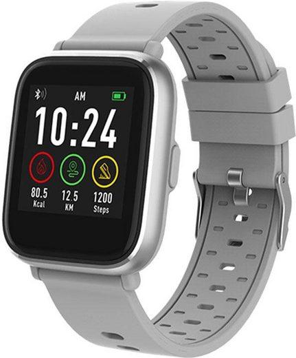 Denver SW-161 Smartwatch (3,3 cm/1,3 Zoll)