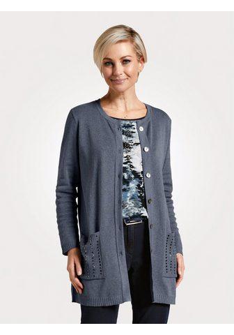 MONA Megztinis in Melange-Qualität