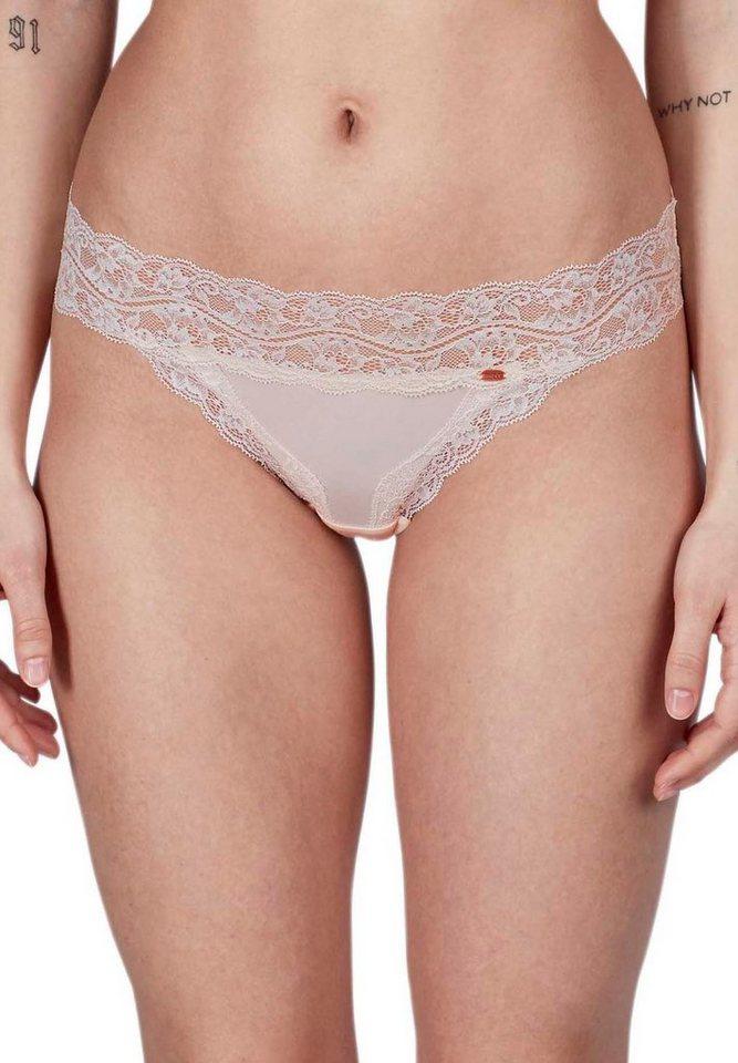 check out 29733 91b31 Skiny Skiny Damen String Bella mit eleganter Spitze online kaufen | OTTO