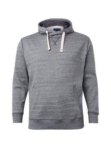 TOM TAILOR Kapuzensweatshirt »Kapuzenpullover mit Eingrifftasche«