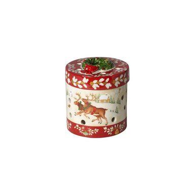 Villeroy & Boch Kleines rundes Geschenkpaket »Christmas Toys«