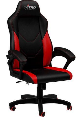 NITRO CONCEPTS Игровой Chair »C100 Black/Red&la...
