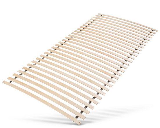 Rollrost, »Quick 28 Rollrost«, Beco, 28 Leisten, Kopfteil nicht verstellbar, Top Handling, da gerollt&fertig montiert