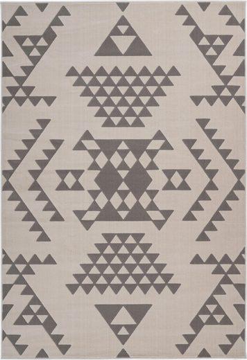 Teppich »Leon«  Home affaire  rechteckig  Höhe 10 mm