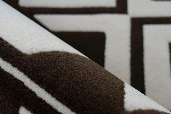 Teppich »Mila«  Home affaire  rechteckig  Höhe 10 mm