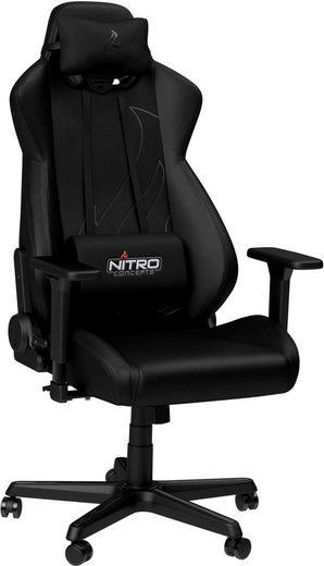 NITRO CONCEPTS Gaming-Stuhl »S300 EX Gaming Chair« Bürostuhlzertifizierung DIN EN 1335