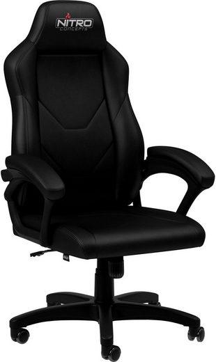 NITRO CONCEPTS Gaming Chair »C100 Black«