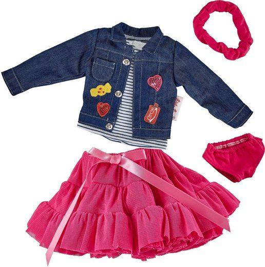 Käthe Kruse Puppenkleidung »Partyoutfit« (4-tlg)