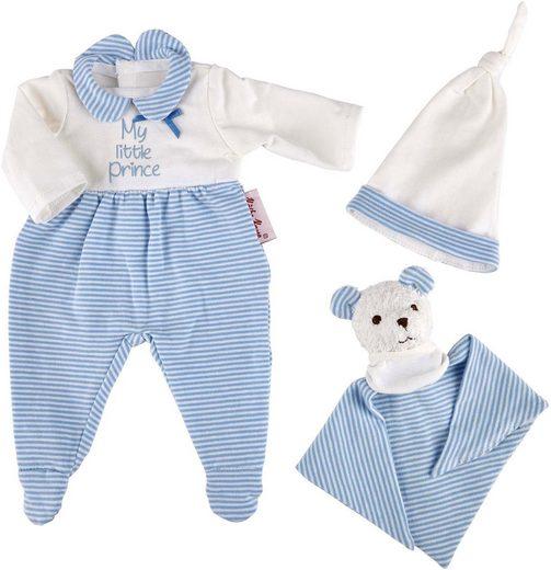 Käthe Kruse Puppenkleidung »Schlafanzug Set blau« (3-tlg)