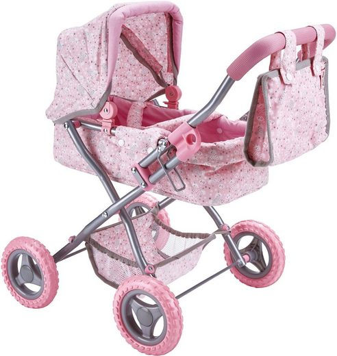 Käthe Kruse Puppenwagen »Einhornmotiv«