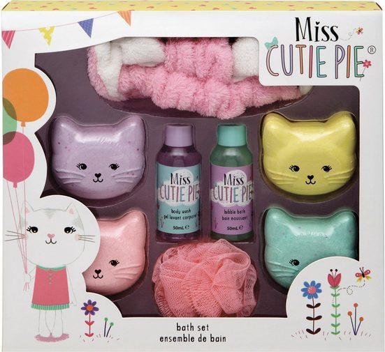 Geschenk-Set »Miss Cutie Pie Badeset«, 8-tlg.