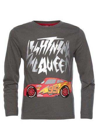 CARS Marškinėliai ilgomis rankovėmis
