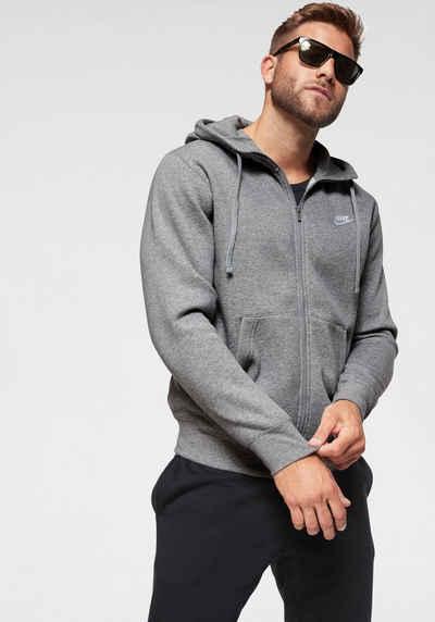 oben Nike M NSW Modern Hoodie Fz Bb Herren Kapuzenjacke