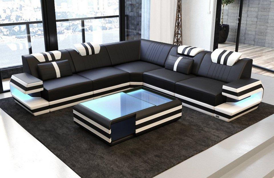 Sofa Dreams Ecksofa Ragusa L Form online kaufen