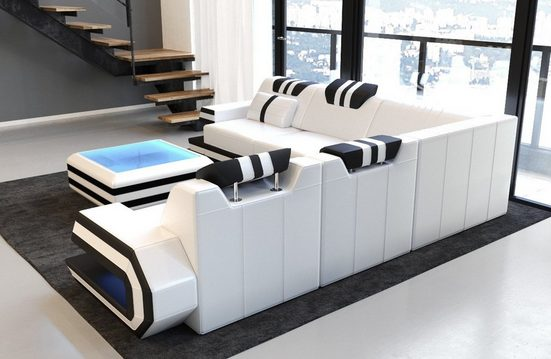 Sofa Dreams Ecksofa »Ragusa«, L Form