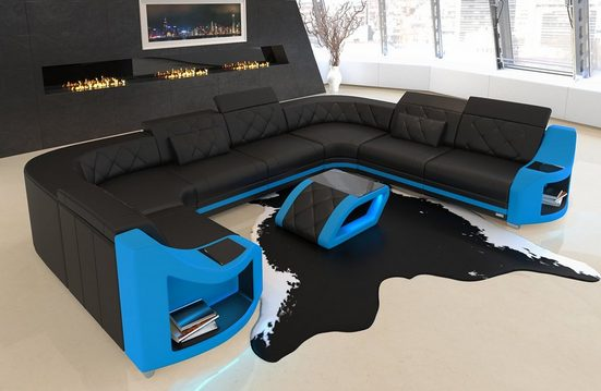 Sofa Dreams Wohnlandschaft »Genua«, U Form kaufen | OTTO