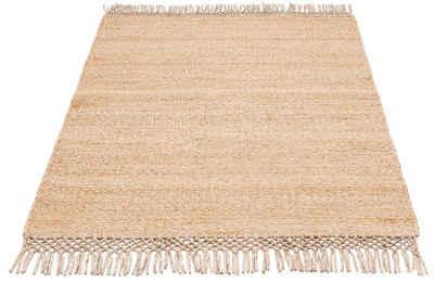 Teppich »Amba«, Home affaire, rechteckig, Höhe 6 mm, Wohnzimmer