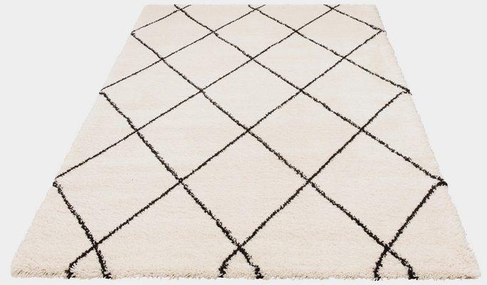Hochflor-Teppich »Belle«, Leonique, rechteckig, Höhe 35 mm
