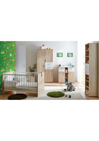 TICAA Babyzimmer-Komplettset »Nico« (Rinkiny...