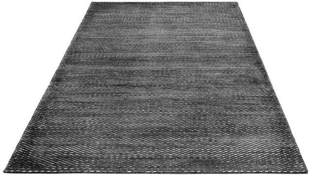 Teppich »Ryker«, DELAVITA, rechteckig, Höhe 12 mm, Hoch-Tief-Struktur | Heimtextilien > Teppiche > Sonstige-Teppiche | Grau | DELAVITA