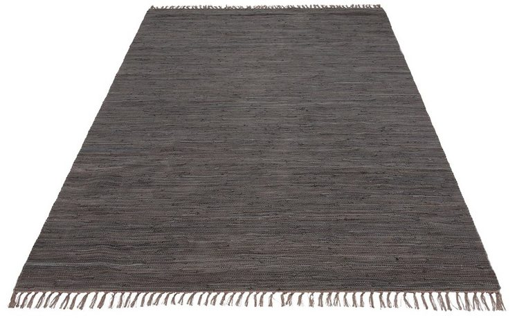 Teppich »Paul«, Lüttenhütt, rechteckig, Höhe 5 mm, beidseitig verwendbar