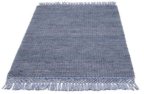 Teppich »Amba«, Home affaire, rechteckig, Höhe 6 mm