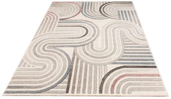 Teppich »Sanda«, Lüttenhütt, rechteckig, Höhe 14 mm, Kinderteppich