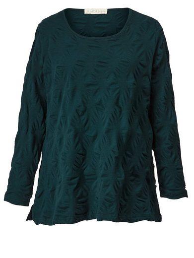 Janet und Joyce by Happy Size Sweatshirt